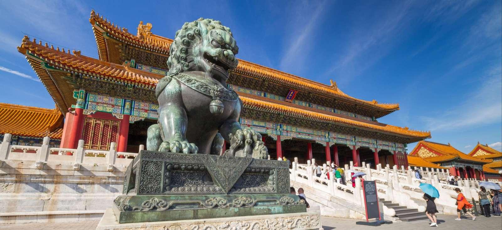 Voyage à pied : Grande Muraille et cités impériales