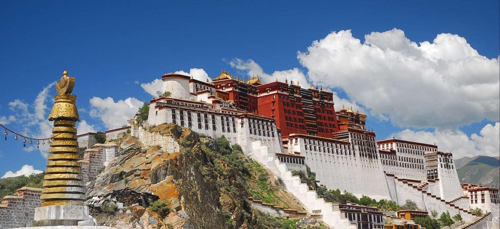 Voyage à pied : Balade Tibétaine