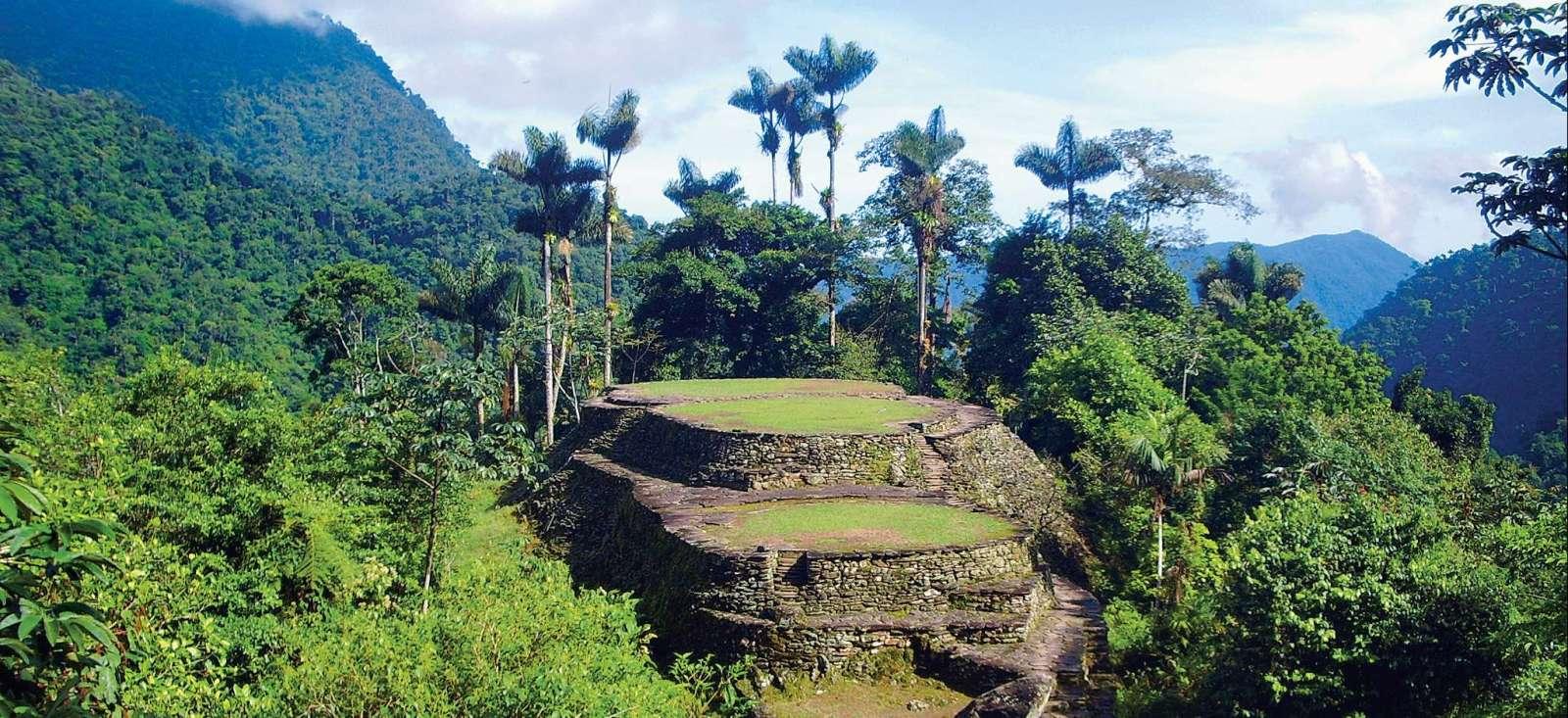 Voyage à pied : Les mystères de la Ciudad Perdida