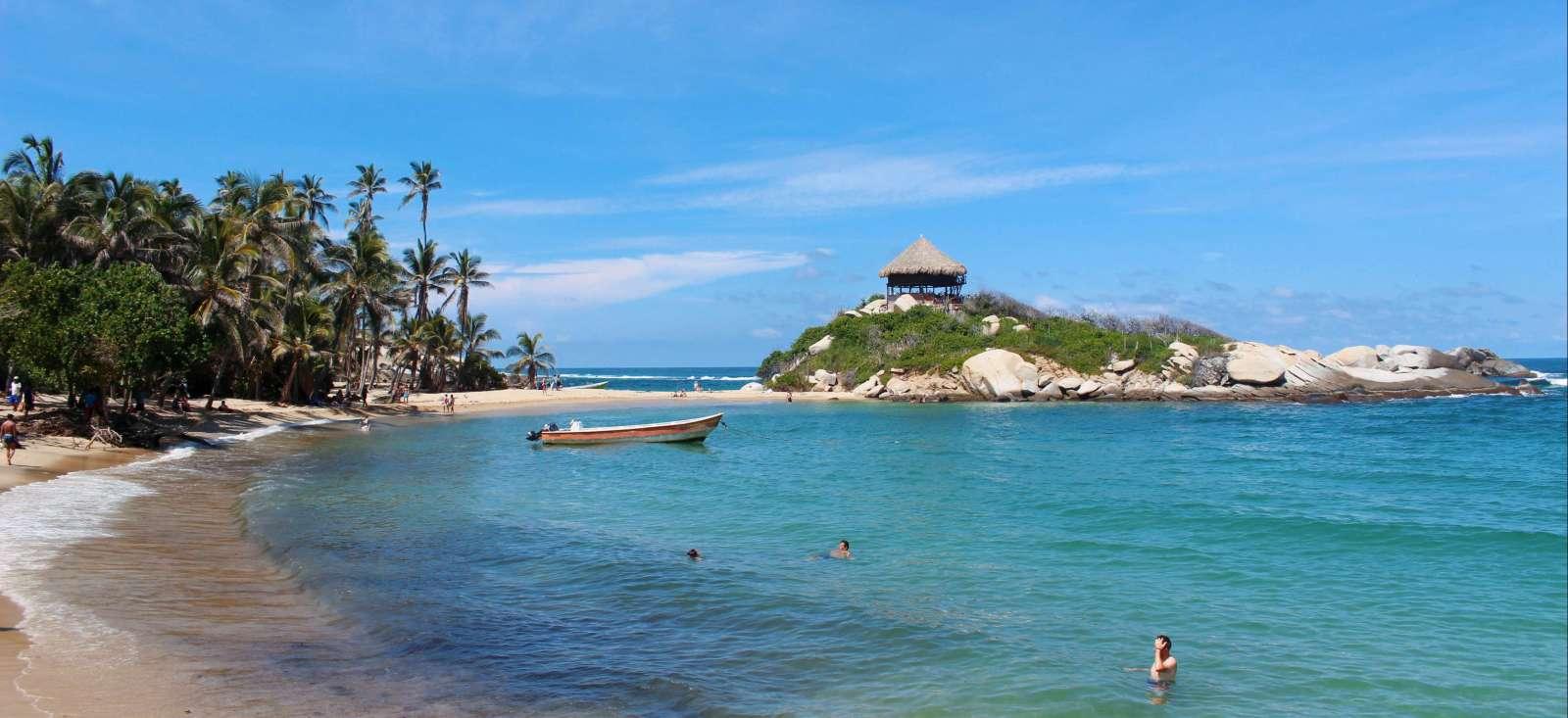 Voyage à pied : Colombie à la folie & Tayrona