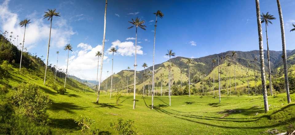 Circuit en Colombie : La Colombie sans concession - Nomade Aventure