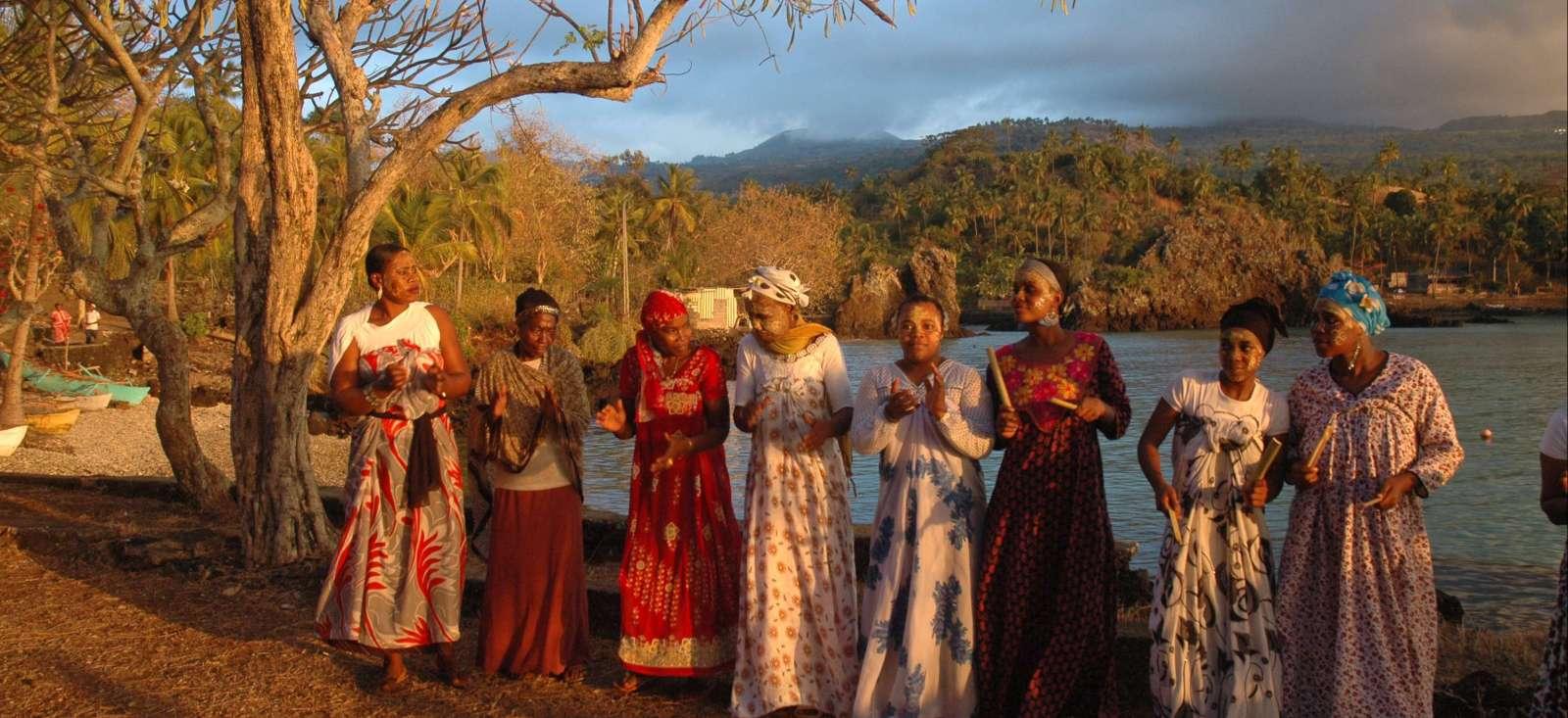 Voyage à pied : Rando sur l'île des sultans !