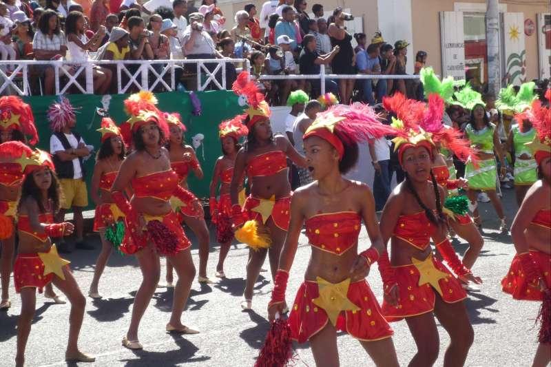 Voyage à pied : Rando, Zouk et Carnaval !