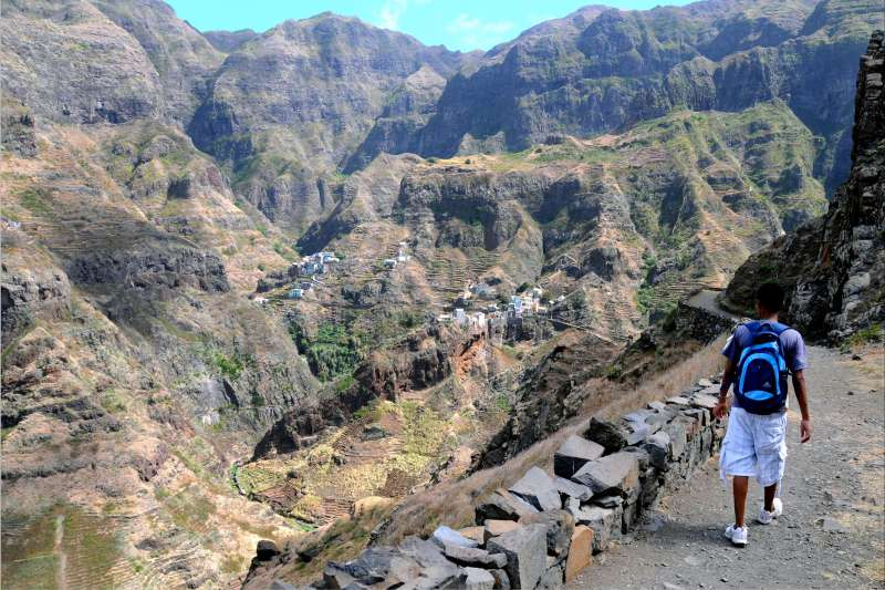 Voyage à pied : Le Cap-Vert pour tous !
