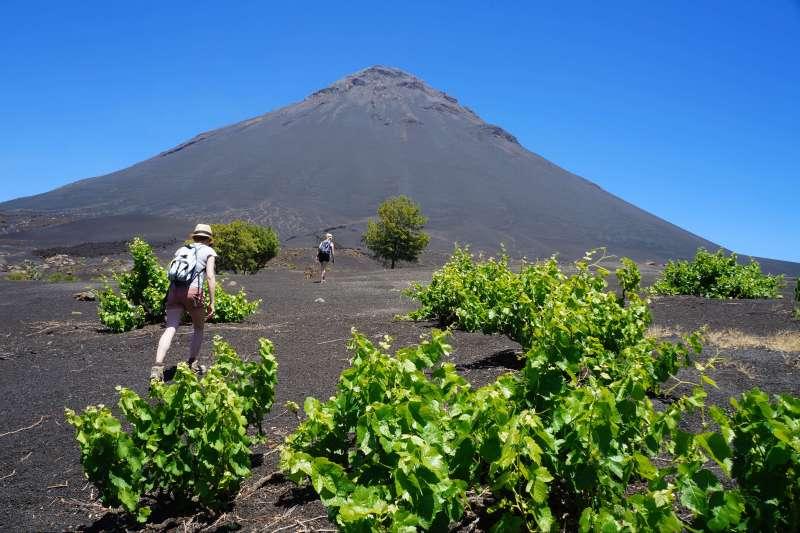 Voyage à pied : Cap-Vert : Les chemins du ciel