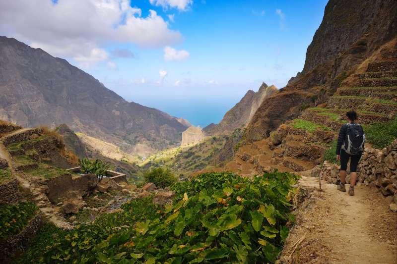 Voyage à pied : Le  Cap Vert en douceur et tout en confort