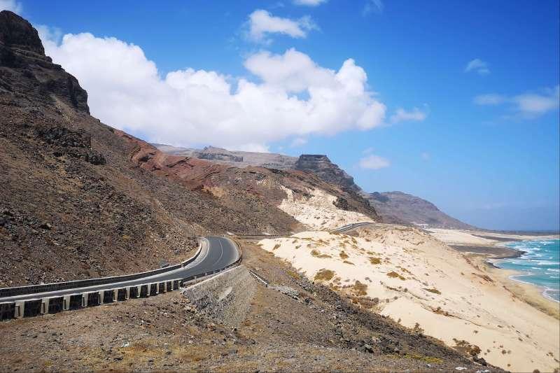 Voyage à pied : Road trip au Cap Vert