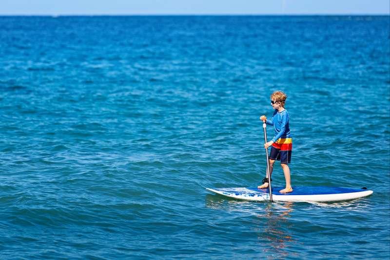 Voyage sur l'eau : Le Cap Vert pour les grands et les petits!