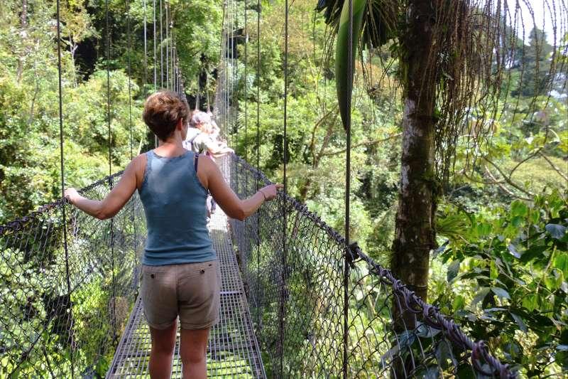 Voyage à pied : La Pura Vida en famille !