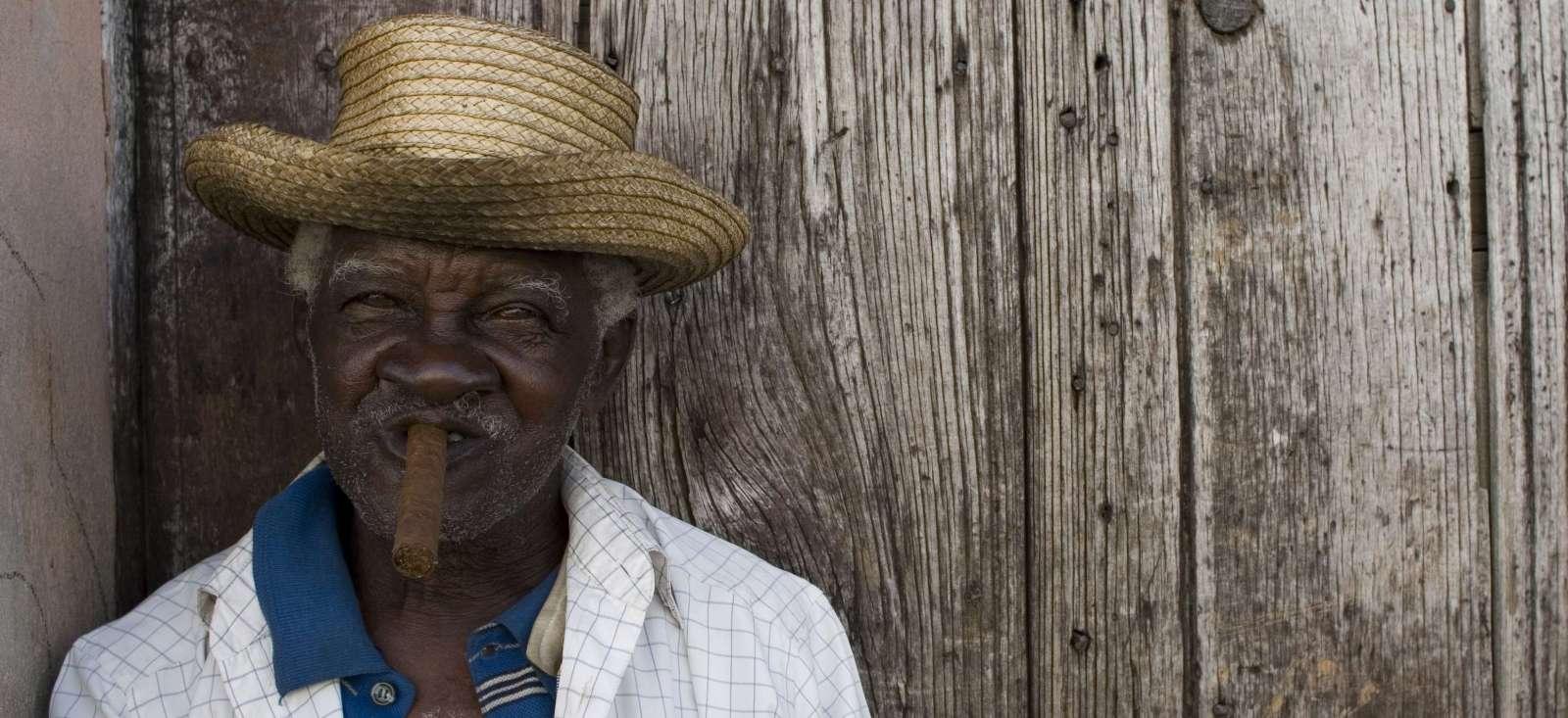 Voyage à pied : Expresso Cubain
