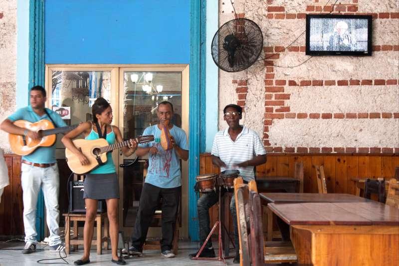 Voyage à pied : Cuba : Buena Vista Nomade Club