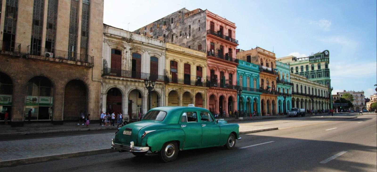 Voyage à thème : Fidel à Cuba