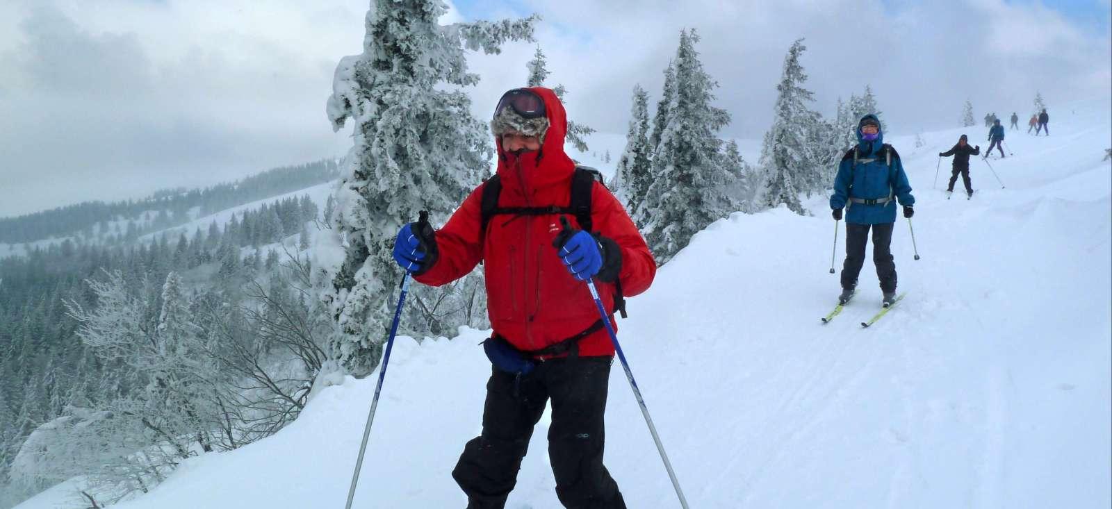 Voyage à la neige : La Haute Forêt Noire à ski de fond