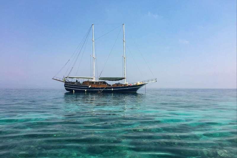 Voyage sur l'eau : Croisière de plages en îles !