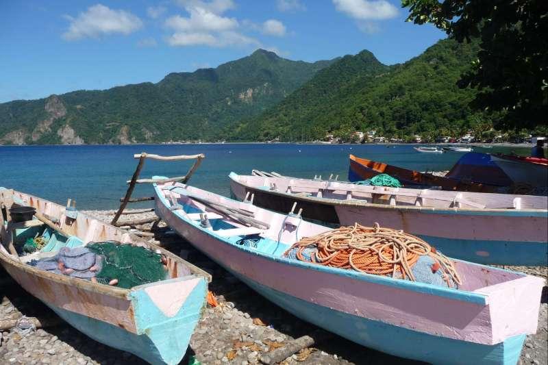 Voyage à pied : Rando et plages au cœur de la Dominique