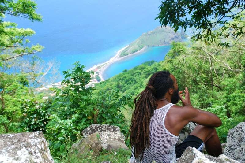 Voyage à pied : Sentiers Kalinagos et pirates de la Dominique