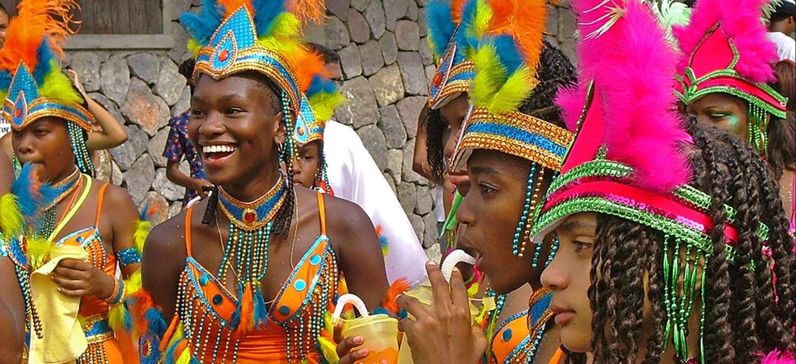 Voyage à pied : Carnaval à la sauce Caraïbe
