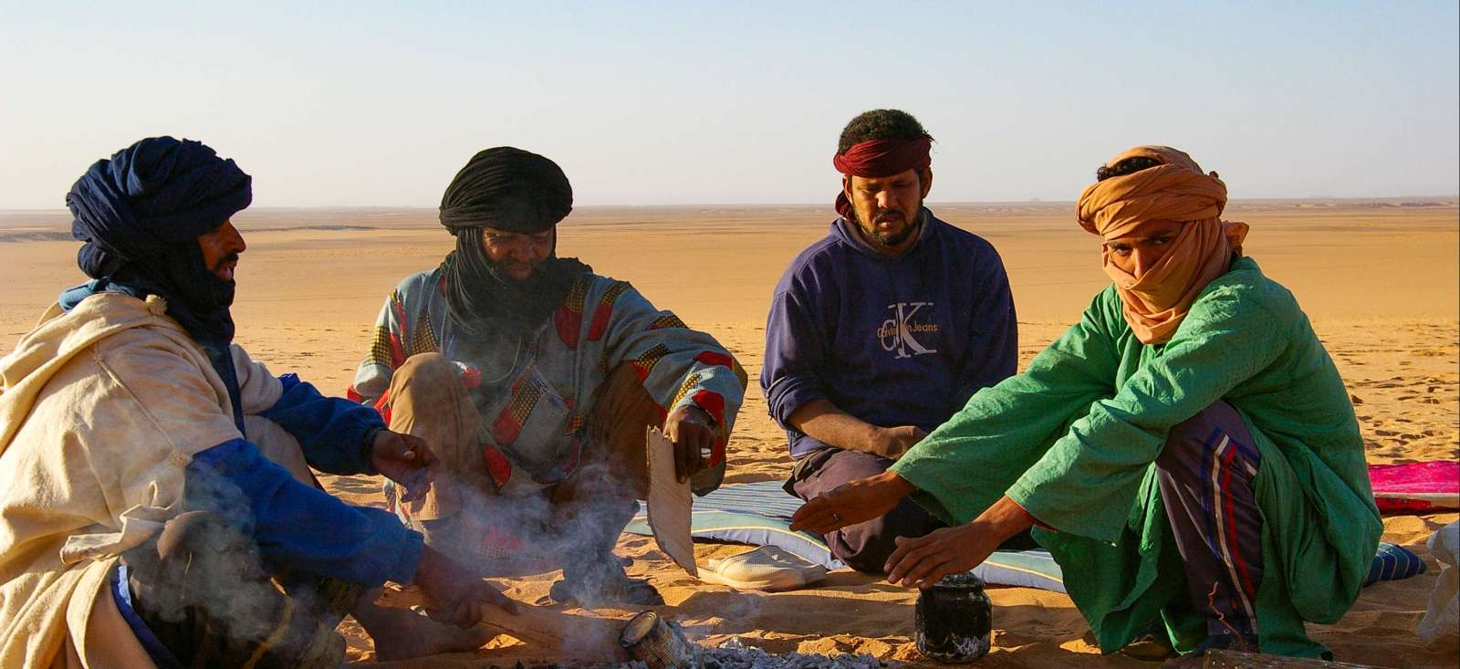 Voyage à pied : Ahnet, sur les pas de Monod