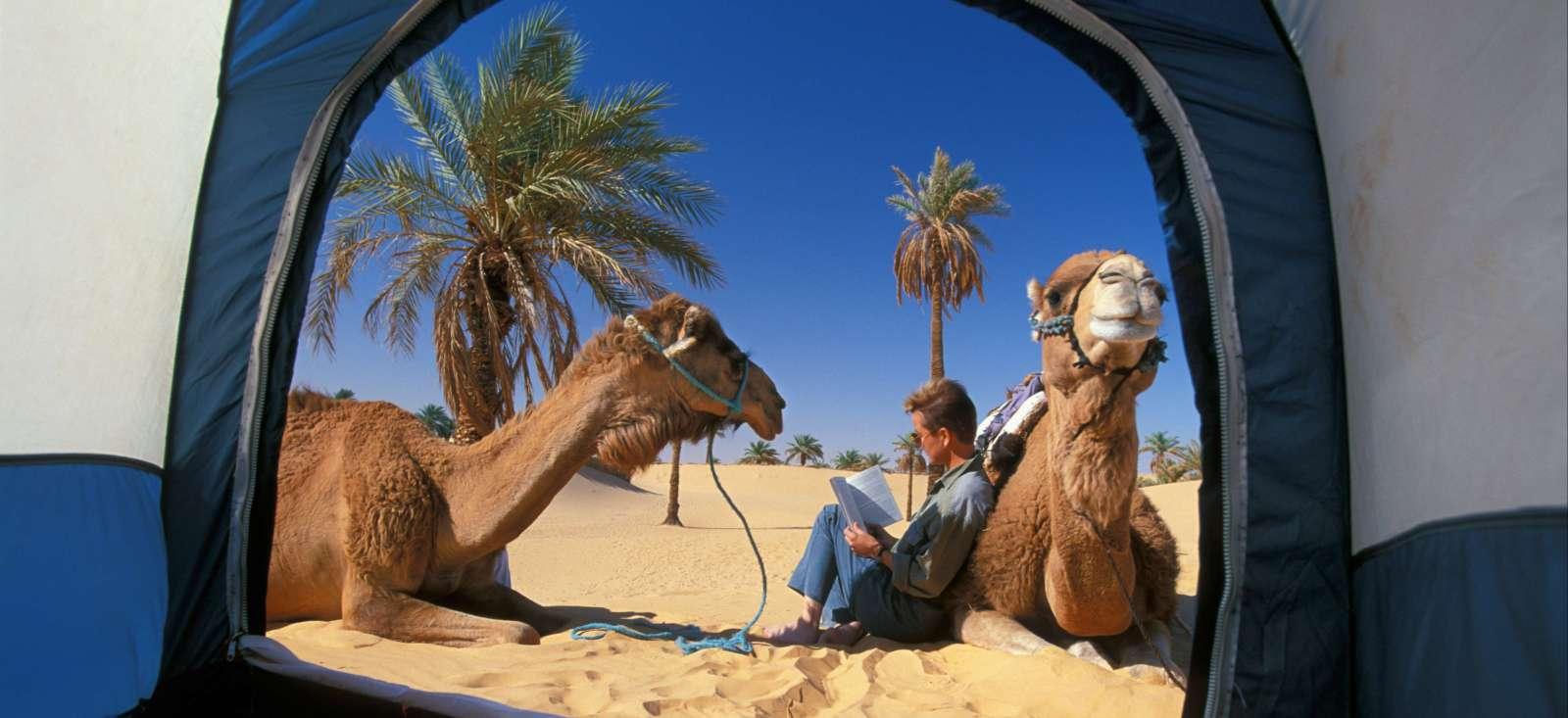 Voyage à pied : Algérie : Rando à travers les ksours du Gourara