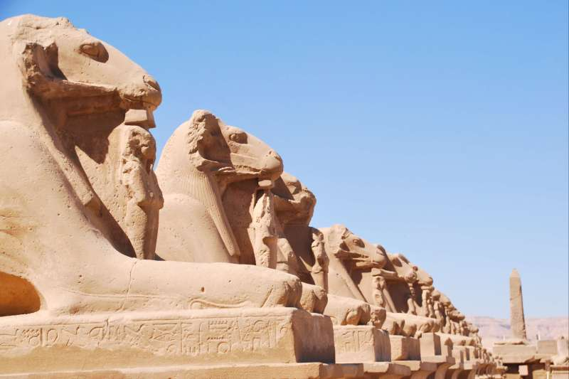 Voyage à pied : Rando et felouque sur le Nil