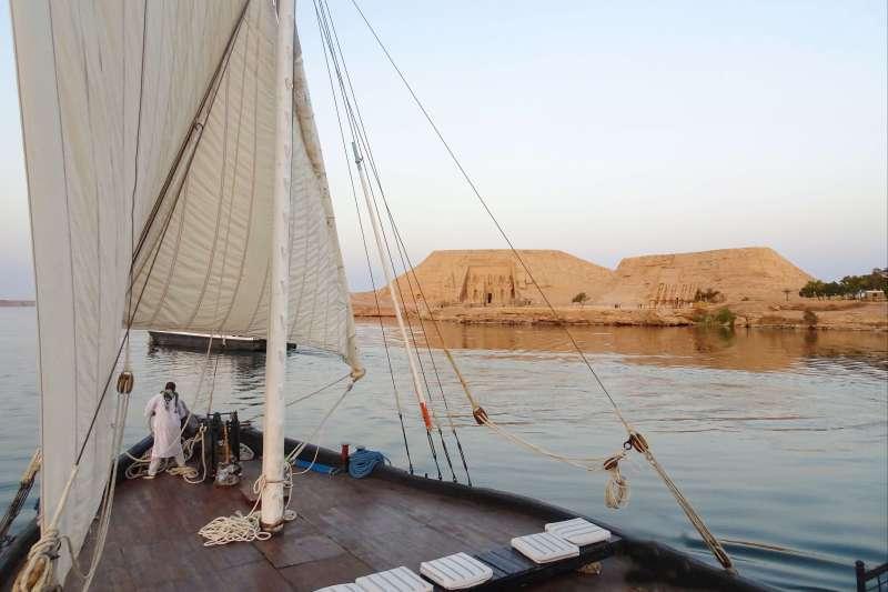 Voyage à pied : Au fil du Nil