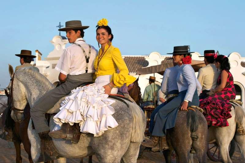 Voyage avec des animaux : Merveilles d\'Andalousie