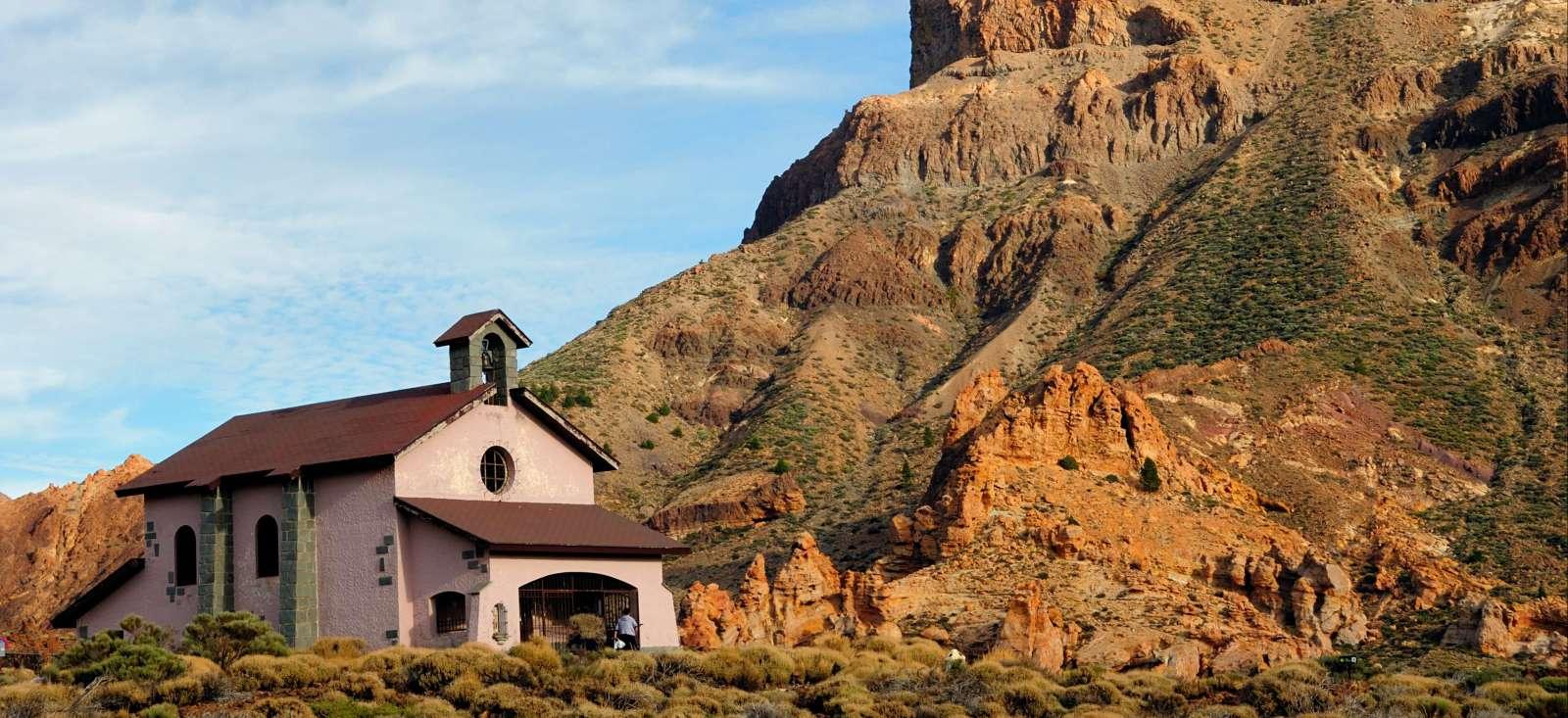 Voyage à pied : Les sommets de Tenerife, de l\'Anaga au Teide.