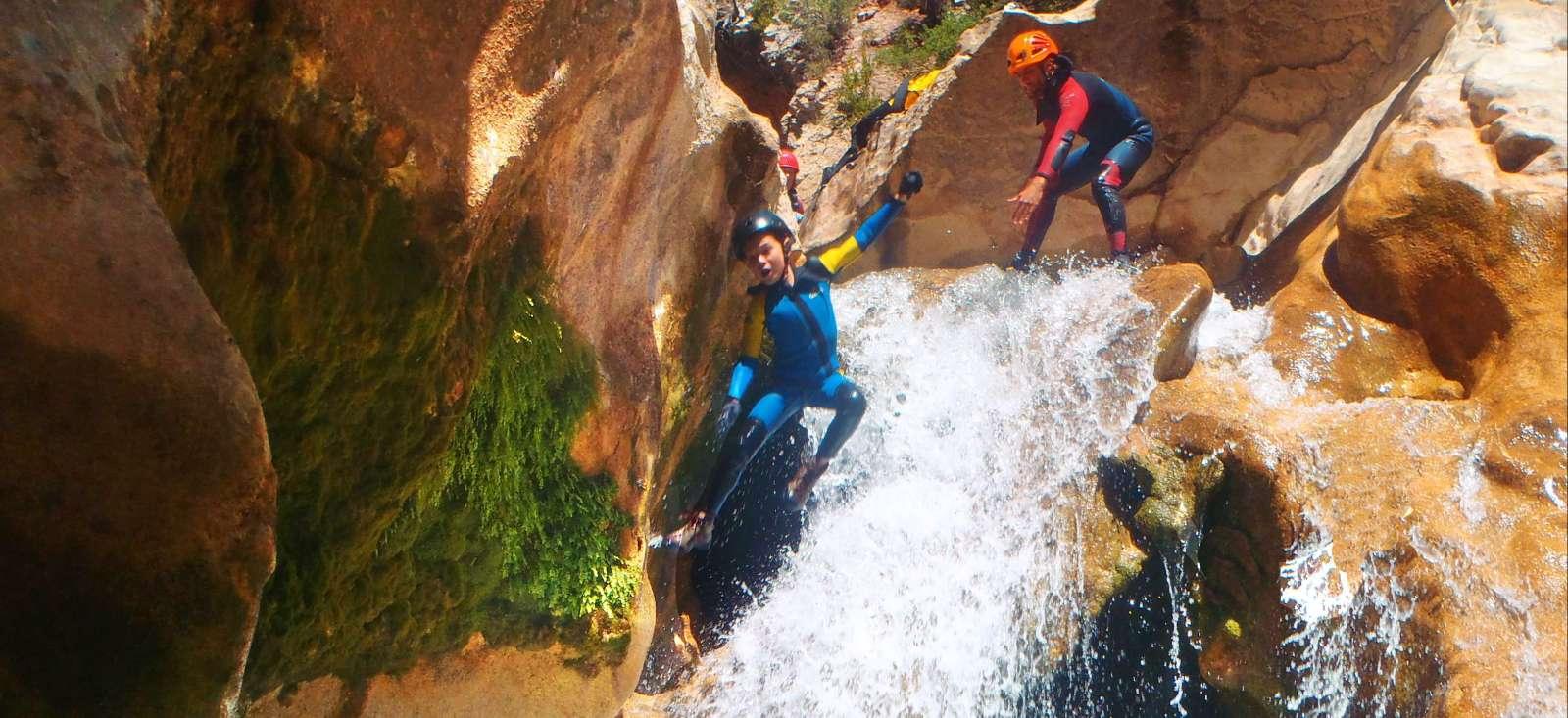 Voyage sur l'eau : Canyons légendaires de la Sierra de Guara !