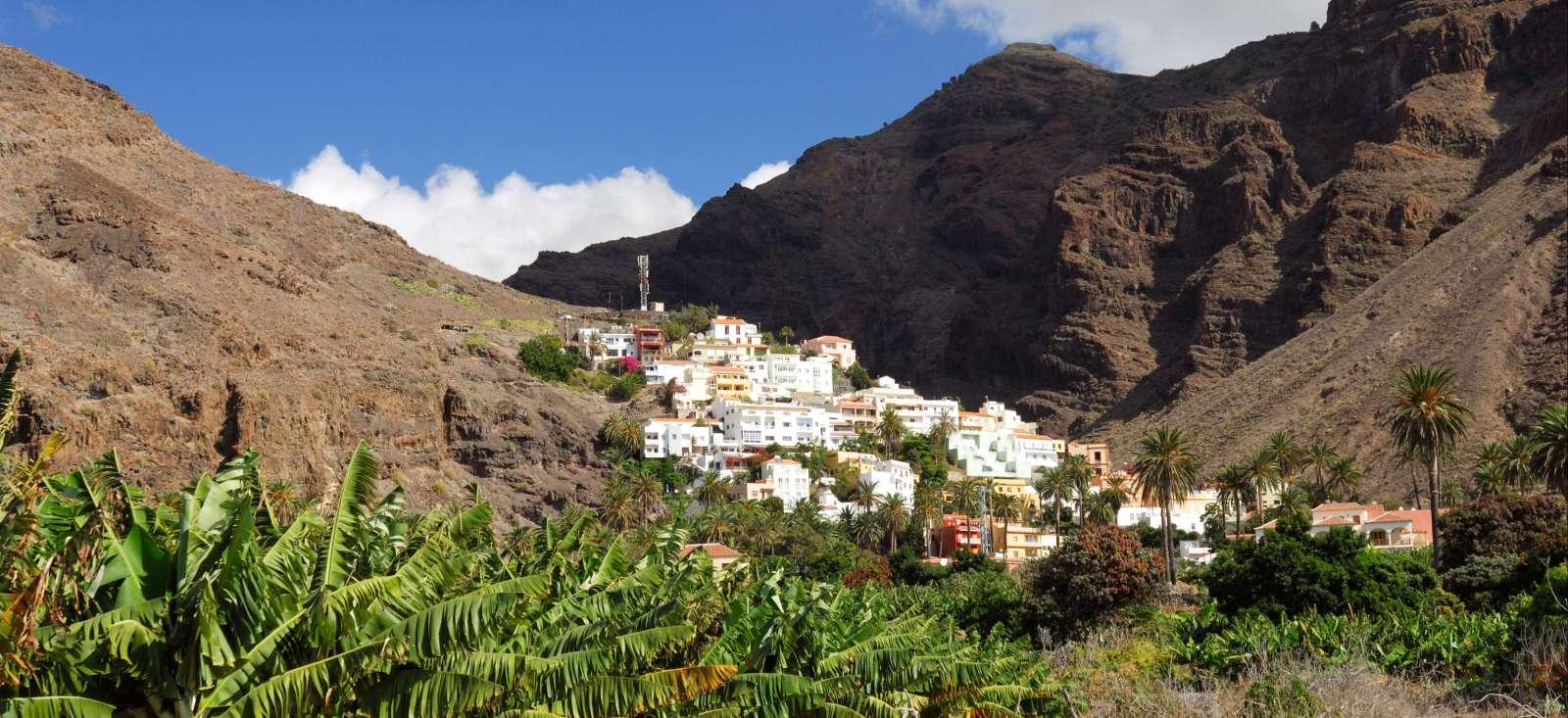 Voyage à pied : La Gomera, le jardin d\'Eden...