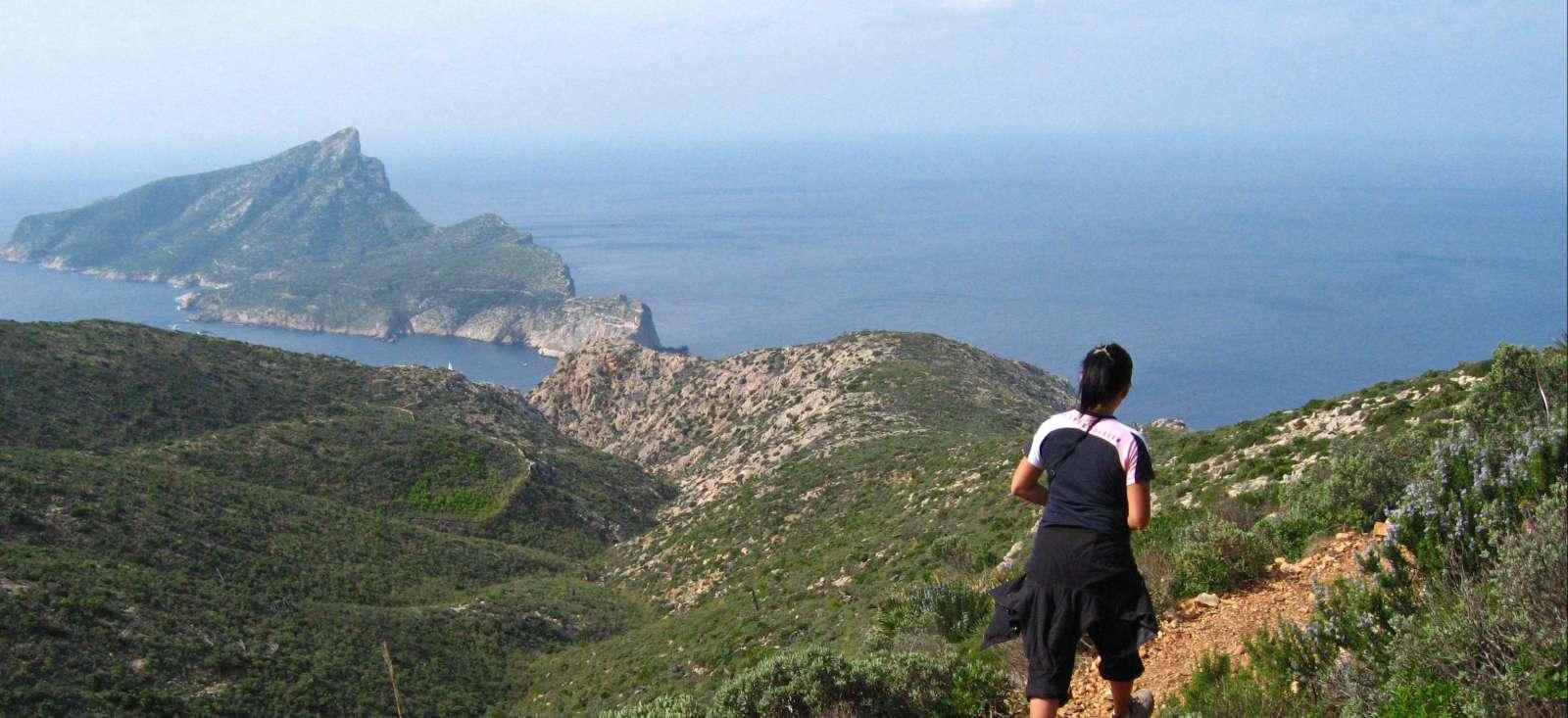 Voyage à pied Espagne : Une maison à Majorque...