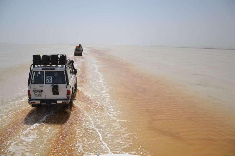 Voyage à pied : Abyssinie, Dallol et Lac Assalé !