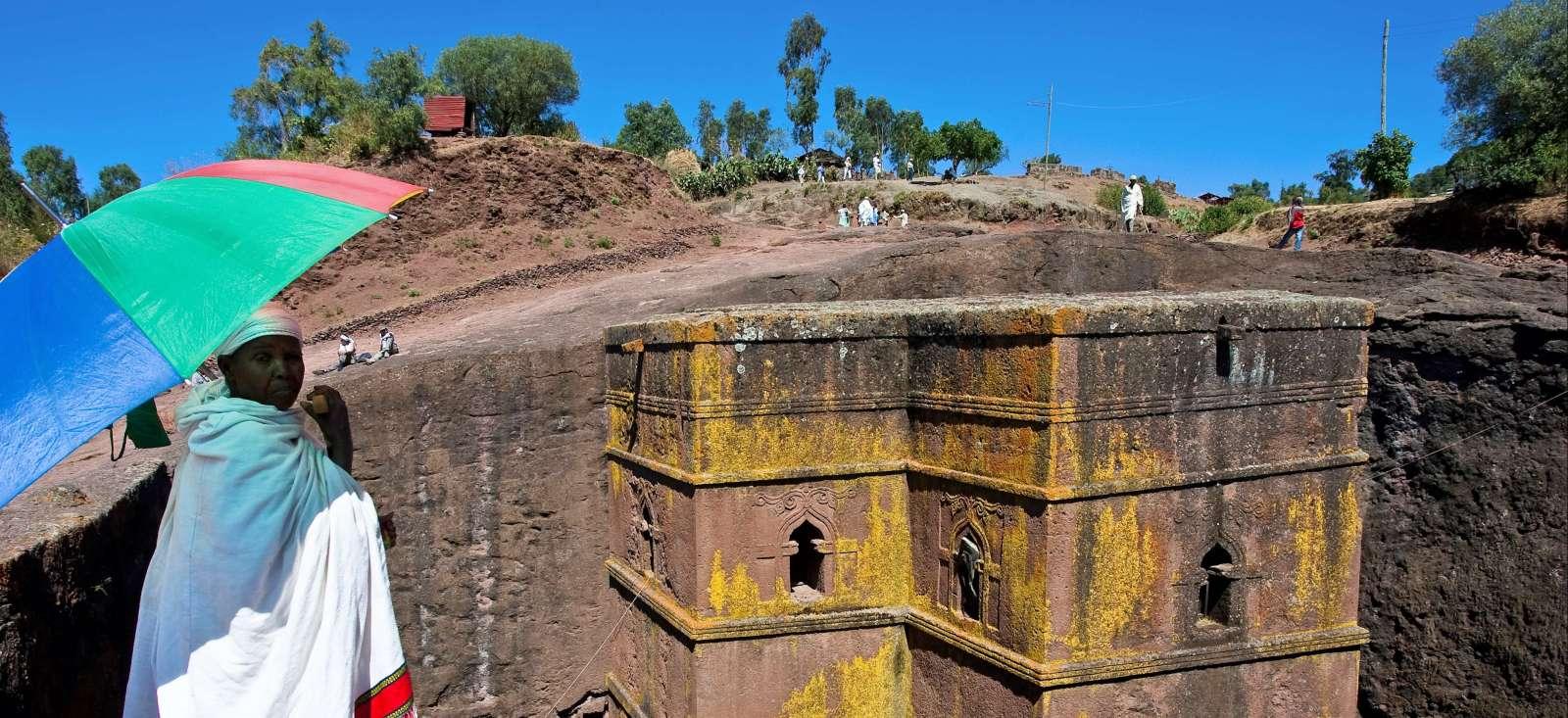 Voyage à pied : La route historique d\'Abyssinie