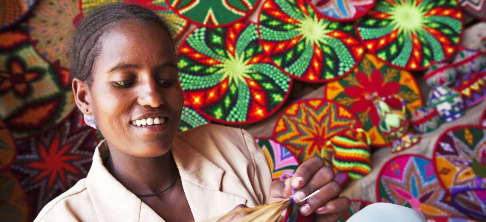 Voyage à pied : Peuples et Terres d\'Abyssinie