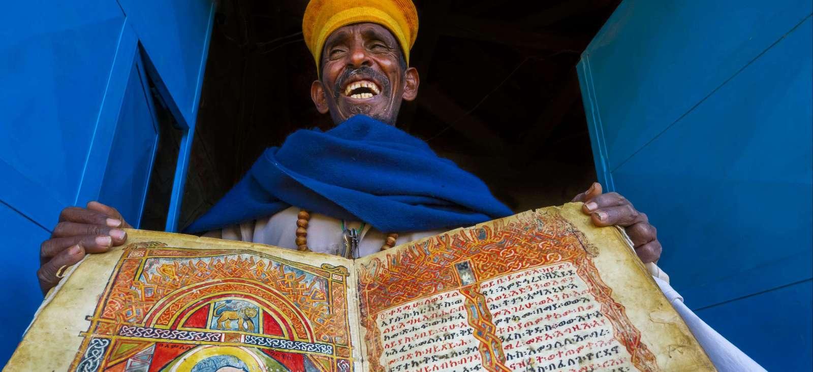 Voyage à pied :  L\'Ethiopie au fil du Nil