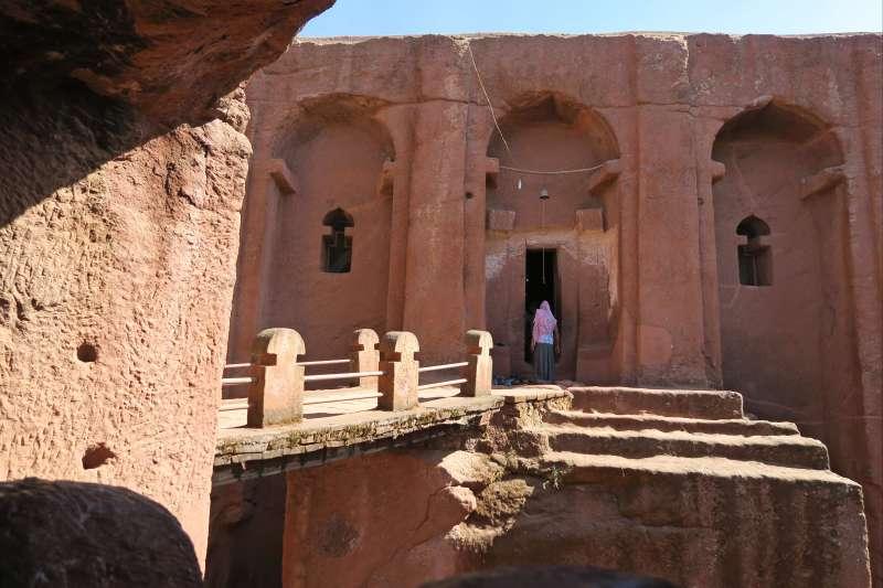 Voyage à pied : Route historique d\'Abyssinie : Fête du TIMKAT