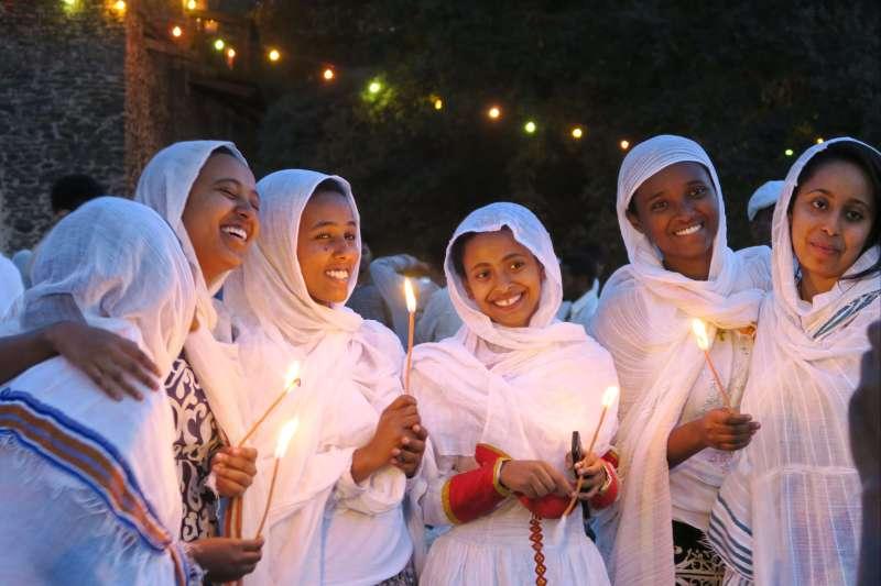 Voyage à pied : L\'Ethiopie du Nord au Sud