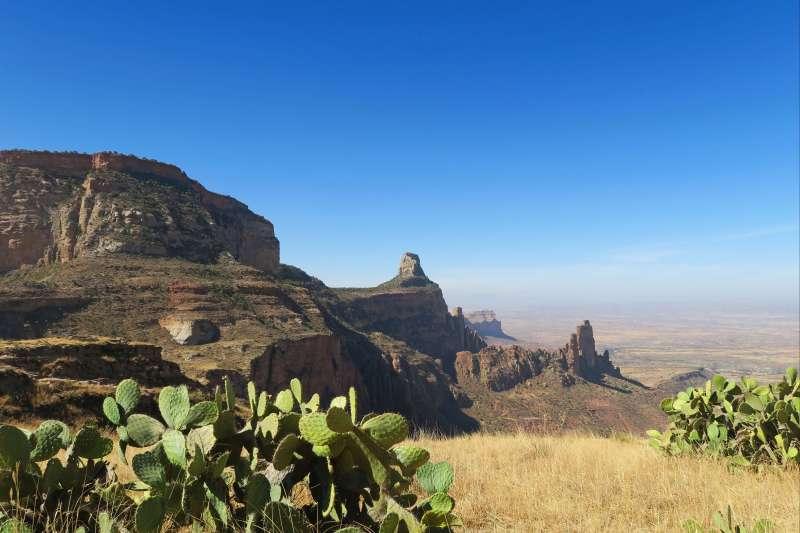 Voyage à pied : Merveilles de l\'Ethiopie !