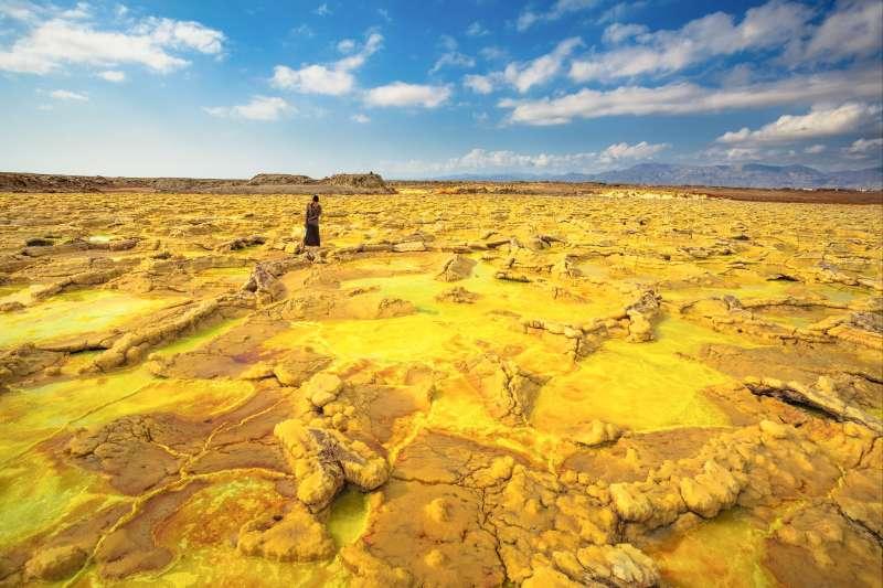 Voyage à pied : Les trois joyaux d\'Ethiopie