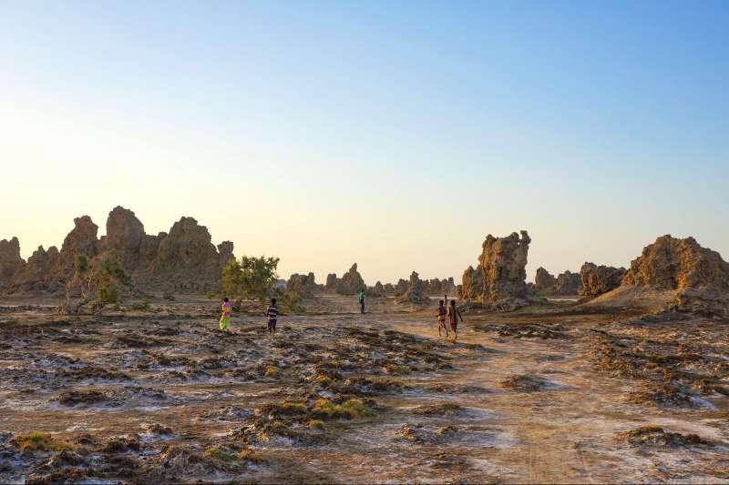 Voyage en véhicule : Ethiopie-Djibouti, un train pour l\'aventure