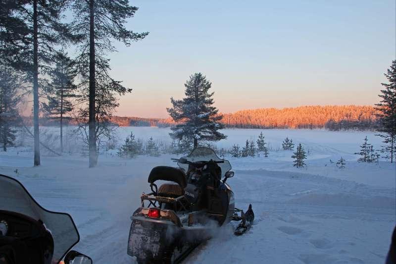 Voyage à la neige : Escapade féerique à la finlandaise!