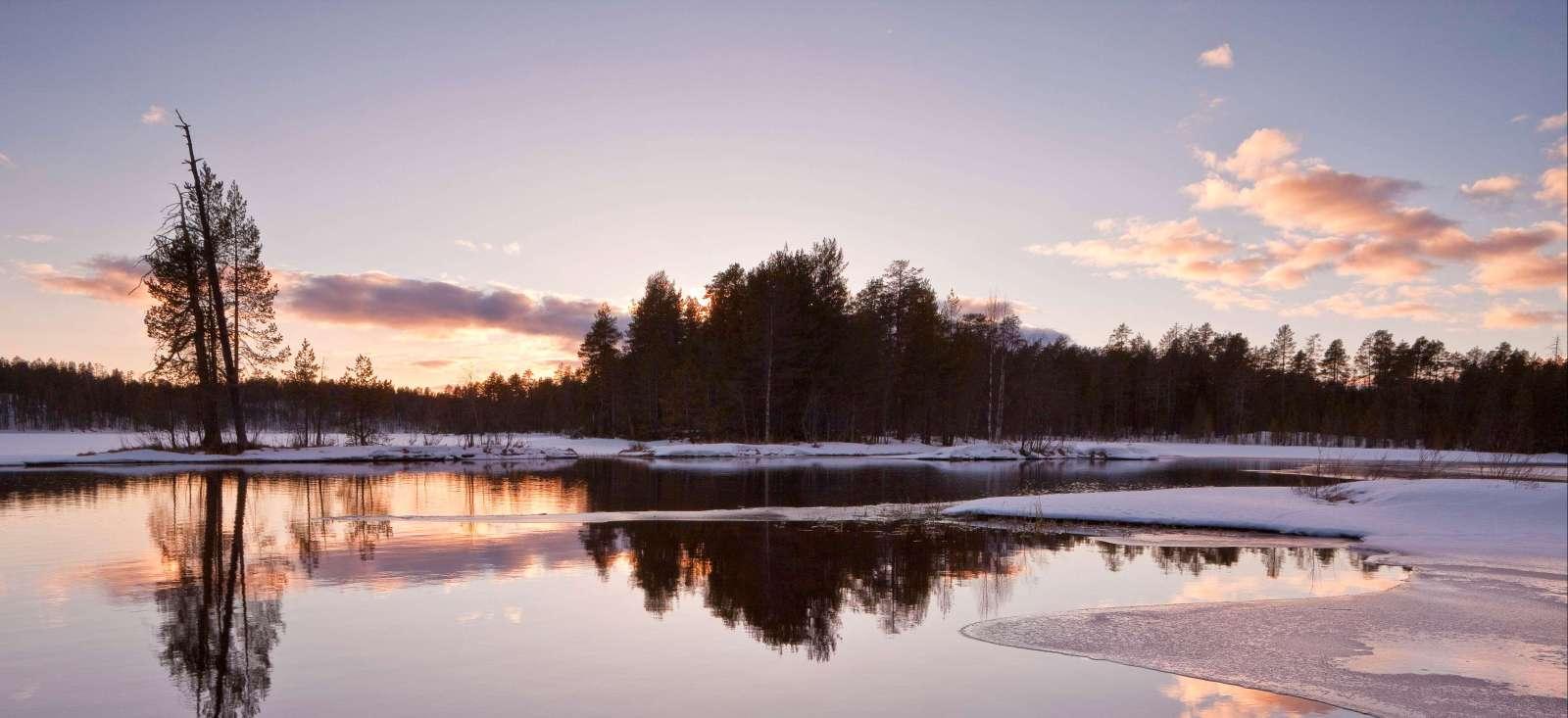 Voyage à thème : Escapade féerique à la finlandaise!