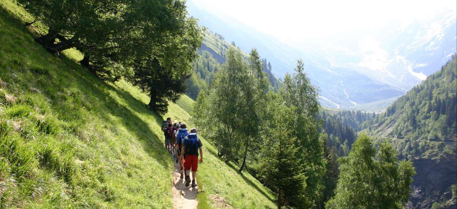 Voyage à thème : La crème du Mont-Blanc !