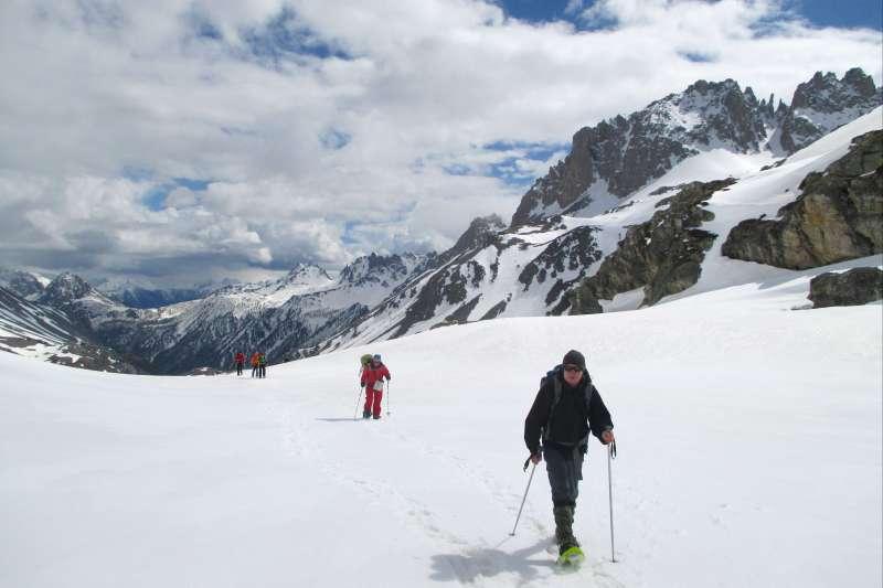 Voyage à pied : Objectif 3000, le massif du Thabor