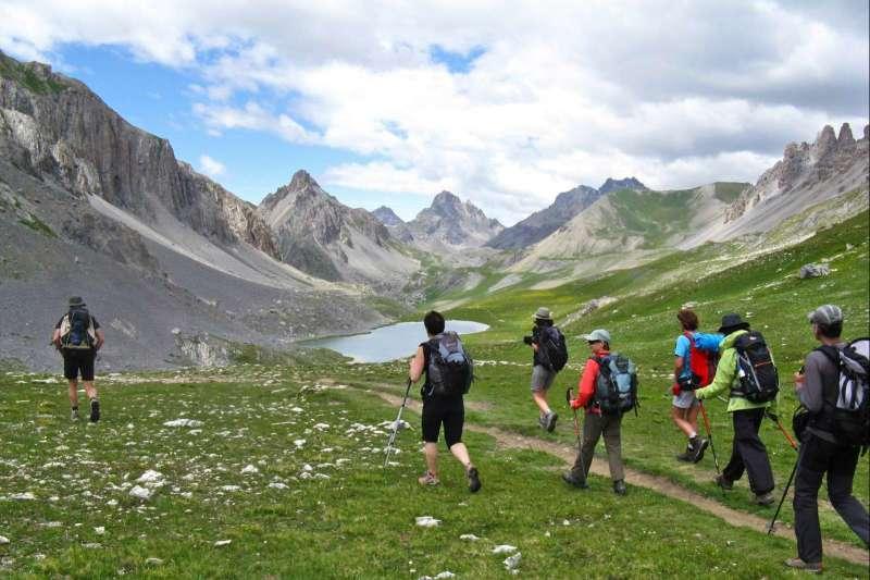 Voyage à pied : Alpes du Sud : La découverte du Queyras