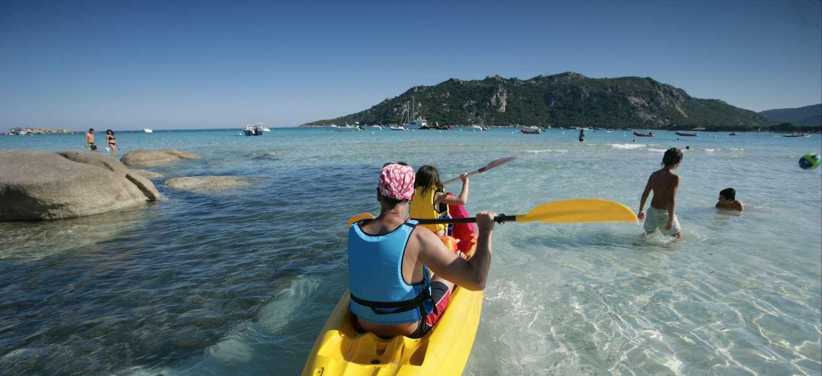 Voyage sur l'eau : Le maquis par monts et par mer !