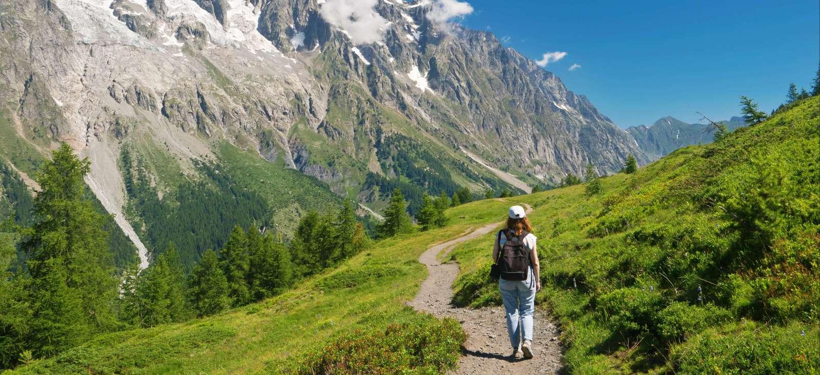 Voyage à pied : Le Tour du Mont Blanc (confort)