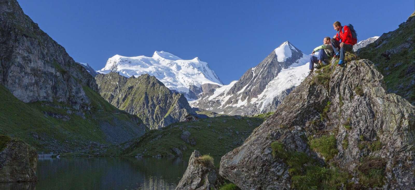 Voyage à pied France : Sur la route de Chamonix-Zermatt