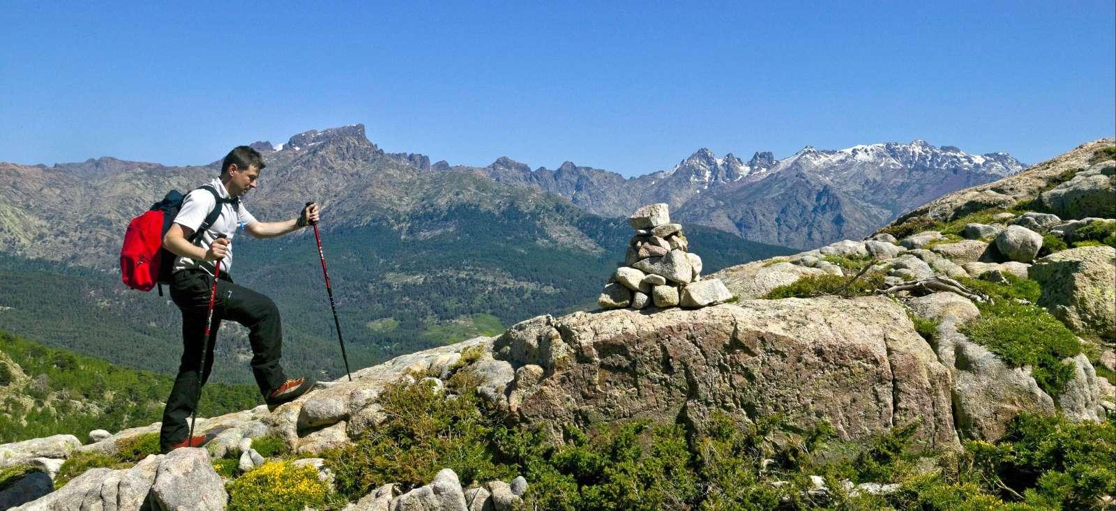 Voyage à pied : Corse : GR20 Nord - De Tattone à Bonifatu
