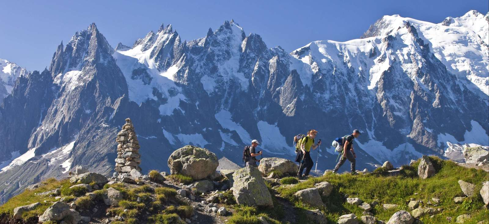 Image Grand Panorama du Mont-Blanc