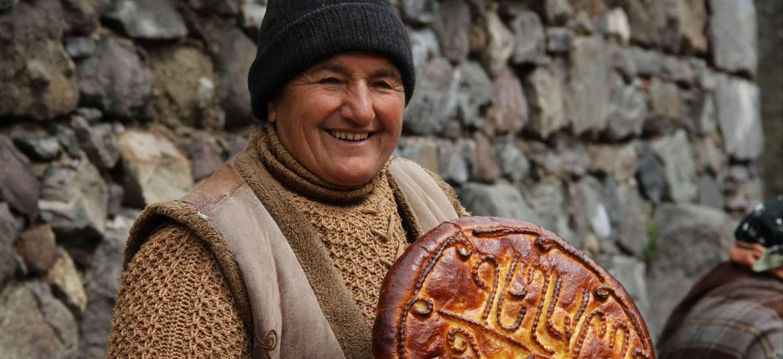 Voyage à pied : Arménie, Géorgie, deux légendes du Caucase